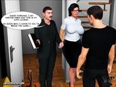 Mother Desire Forbidden 8 from Crazy Dad