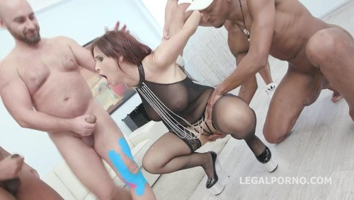 Syren De Mer, Neeo, Tony Brooklyn, Angelo, Dylan Brown -  Monsters Of Tap, Syren De Mer Gets 4On1 Balls Deep Anal, Dap, Tp, Tap, Manhandle, Swallow Gio913  [SD]