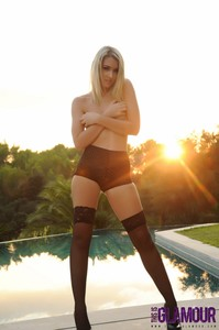 Charlotte Markham - Strips Nude By The Poolt6wxhgs0sf.jpg