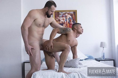 FuckerMate – More Meat For Randy (Andy Onassis & Randy Junior) Bareback
