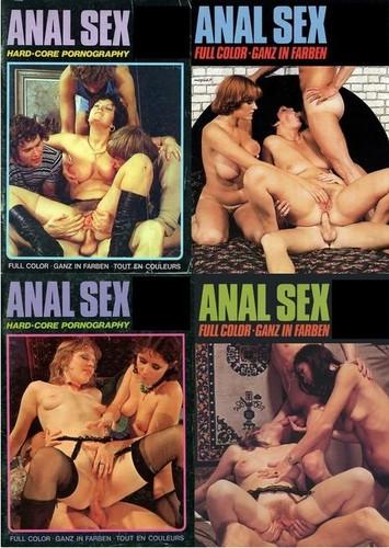 51 Magazines - Anal Sex (1970-1980) JPG