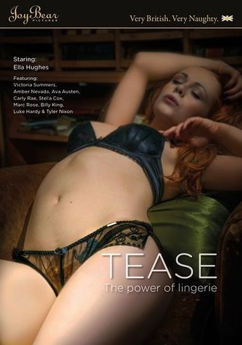 Victoria Summers, Amber Nevada, Marc Rose, Stella Cox, Ava Austen, Billy King, Luke Hardy, Tyler Nixon, Carly Rae, Ella Hughes - Tease The Power Of Lingerie (2019/JoybearPictures.com/SD)