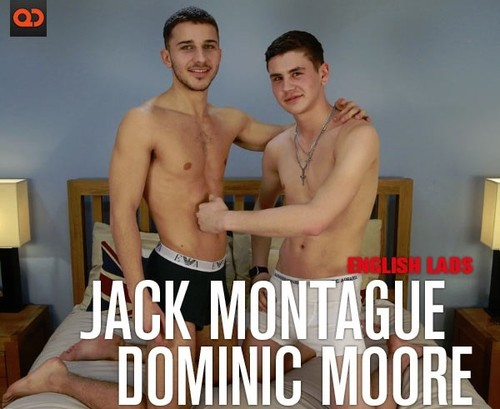 EnglishLads - Jack Montague & Dominic Moore