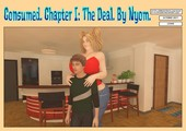 Nyom - Consumed - Chapter 1 to 8