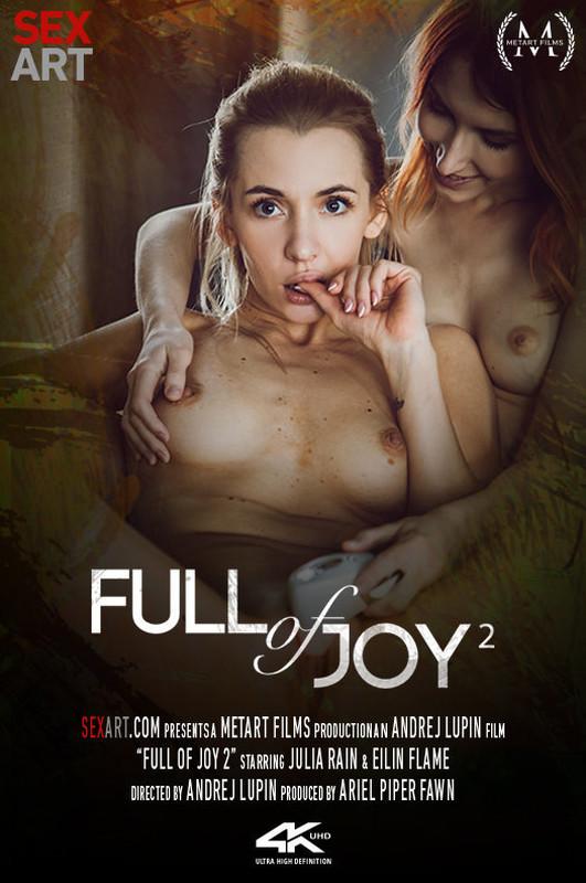 Eilin Flame Julia Rain - Full Of Joy Episode 1 (2019-04-19)