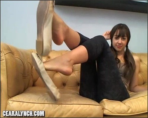 Dirty Flats - CearaLynch  - iwantclips