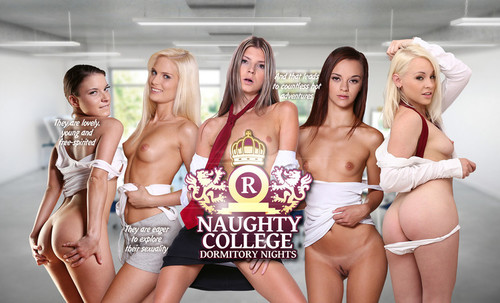 Naughty College - Dormitory Nights 16 April 2019 by LifeSelector, 21roles