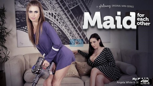 Angela White, Jill Kassidy - Maid For Each Other My M.A.I.D.D. (FullHD)