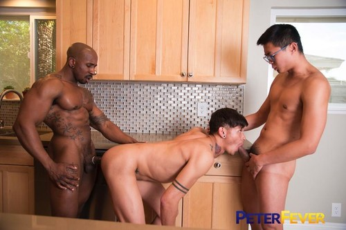 PeterFever - Threeway Betrayal (Joseph Banks, Max Konnor & Ray Dexter)