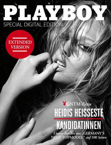 Playboy Germany Sp.Ed 2019 GNTM Kandidatinnen Cover