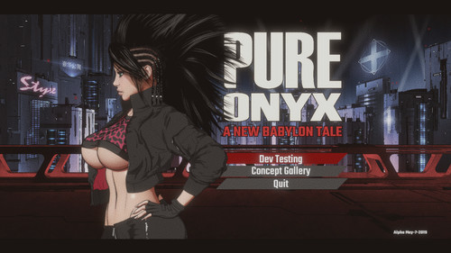 Pure Onyx - May Test Release by Eromancer