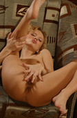 Hot Hot Lena - Tiny Black Thong 11/04/15