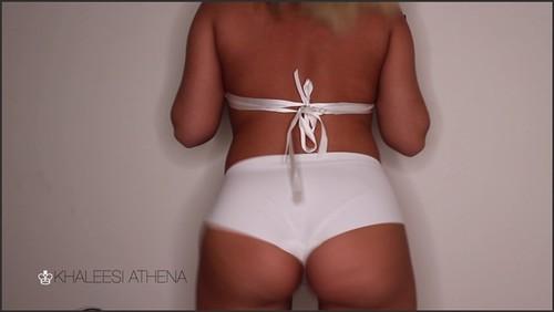 Brat's Body Beats Your Wife/GF's Existence - Khaleesi Athena  - iwantclips
