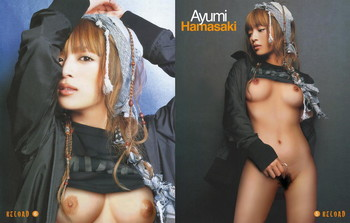 Ayumi Hamasaki fake nude