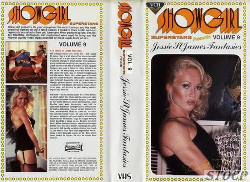 Showgirl Volume 9: Jessie St. James Fantasies (1981)