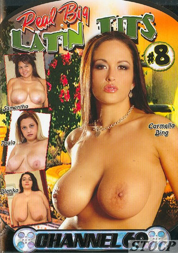 Real Big Latin Tits 8