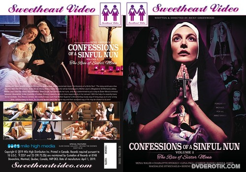 Confessions Of A Sinful Nun 2 - The Rise Of Sister Mona (2019)