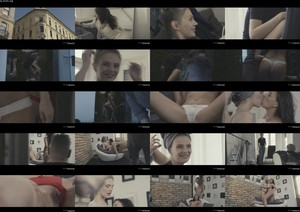 Elina De Lion & Vicky Love – BTS Elina De Lion And Vicky Love On Location 1080p HDReal Street Angels