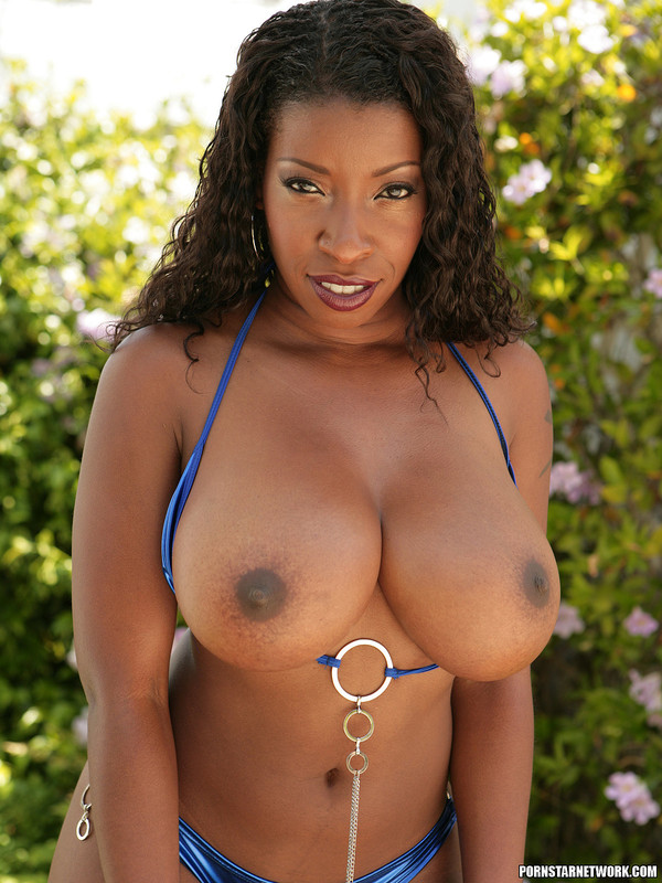 Big Tittied Vanessa Blue Bj