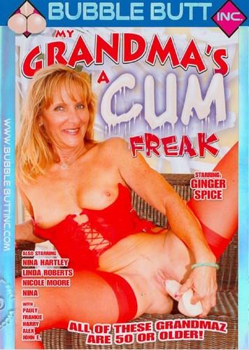 My Grandma's a Cum Freak