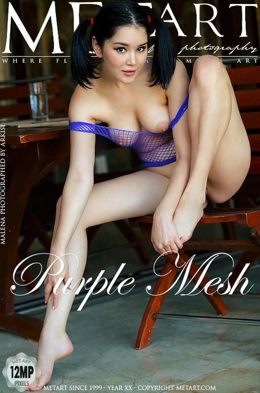 Malena Purple Mesh (2019-06-04)