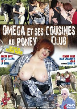 Omega Et Ses Cousines Au Poney Club