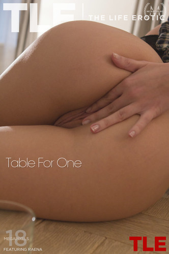 TheLifeErotic Raena Table For One
