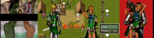 Diabla Alpha by PD182
