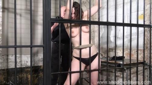Slavegirl Beauvoir - Prison Camp 4 - Solitary