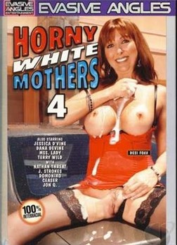 Horny White Mothers #4