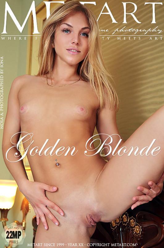 Nola A - Golden Blonde  (2019-06-26)