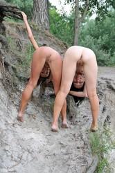 Nastya,Lavanda - Nudist Teens (x138)