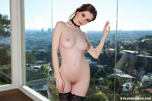 Emily Bloom - Sexy Sunbath