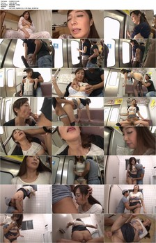 IRO-27 Perverted Housewife Train - Mother in her 50s Gets Molested - Fumiko Otowa - Mature Woman, Married Woman, Groping, Featured Actress, Drama