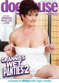 Grannies Wet Panties #2