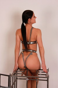 Melisa A Melisa - Caged In Chastity