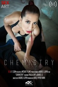 $3x4rt • Paula Shy in Chemistry    Issue Date: