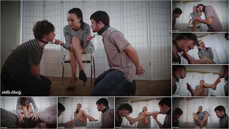 Foot Slave Show Down [FullHD 1080P]
