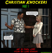 Great interracial comic by DarkLord (John Persons) - Christian Knockers 2020