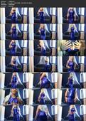 Shiny Gown JOI - AmaliaMoney  - iwantclips