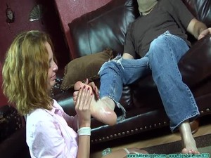 Ashley Graham - He Throat Fucked me With His Feet Then Left Me Hogtied