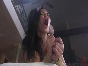 Jasmine Jae - Jasmine Jae Learns a Lesson - Bondage and discipline