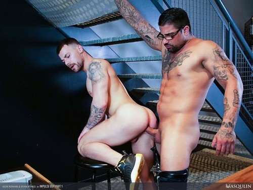 Masqulin - Impulse Buy Part 1 (Igor Romani & Ryan Bones) Bareback