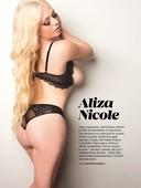 Playboy Croatia April 2019 ALIZA NICOLE