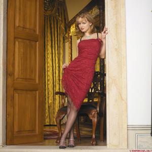 Renata Daninsky Peach - Young Mistress