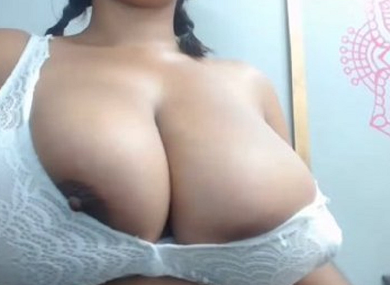 Huge Titty Latin Student With Big Ass