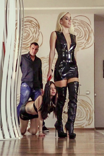 Youmixporn.com -  Rebecca Volpetti ,Nesty - Dick Bent for Leather