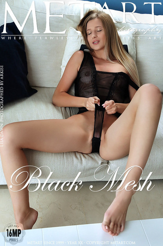 Lisa Dawn - Black Mesh (2019-08-18)