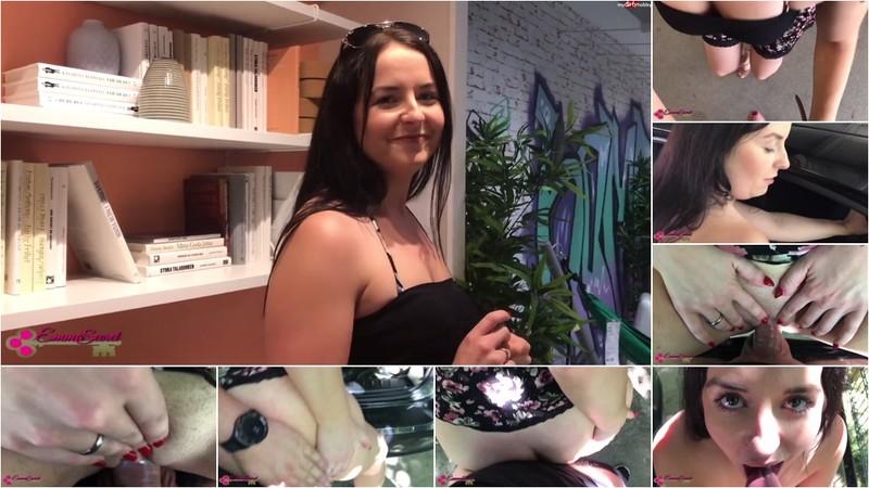 EmmaSecret - Im Moebelhaus angequatscht und Public Durchgefickt [FullHD 1080P]