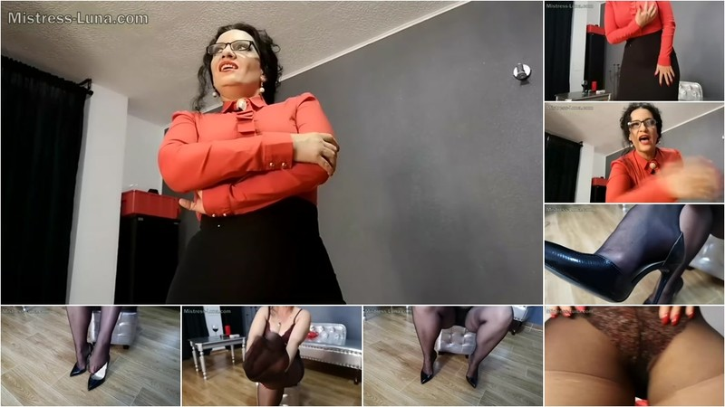 Mistress Luna - Caught, Looking At Me, As I Changed Clothes - Watch XXX Online [HD 720P]